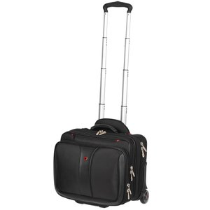 Wenger Patriot 2 Pc Wheeled Laptop Case 600662, Черный