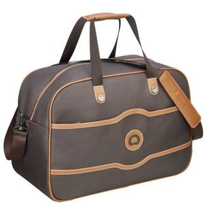 0d9f7dd9 Дорожная сумка без колес Delsey Chatelet Soft Air 1774410 (малая),  06-Chocolate